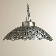 metallic pendant lighting design discoveries. 30 one of my favorite discoveries at worldmarketcom zinc metal pendant lamp metallic lighting design g