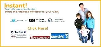 Life Term Insurance Quote Life Insurance Quotes No Medical Exam Term Online Plus Quote Perfect 80
