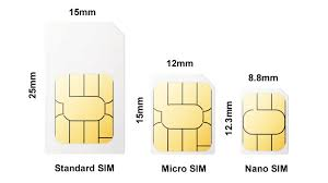 Dec 03, 2018 · a sim card is otherwise known as a subscriber identity module and is used in smartphones globally. Sim Card Sizes Standard Micro And Nano Explained