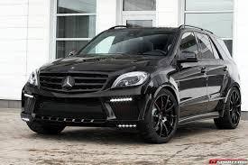 For Sale: Mercedes-Benz ML 63 AMG INFERNO by TopCar - GTspirit