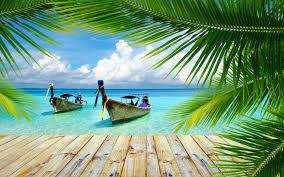 nature, Landscape, Beach, Tropical ...