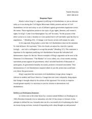 montgomery bus boycott essay second short essay assignment  most popular documents for hist 406w