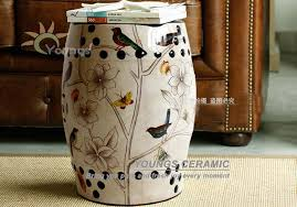 Modern chinese decorative ceramic drum stool for home and garde  decoraton-in Stools & Ottomans from Furniture on Aliexpress.com | Alibaba  Group