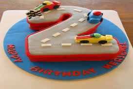 12 Fun Birthday Cakes For 2 Years Old Boys Photo 2 Year Old Boy