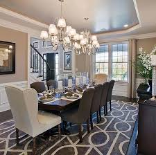 dining area ideas on modern dinning room chandeliers