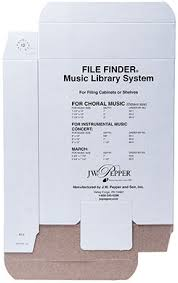 Paper filing boxes Desktop Music Filing Boxes March Size Cover Jw Pepper Music Filing Boxes March Size Jw Pepper Sheet Music