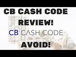 Resultado de imagen para cb cash code images