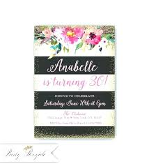 50th birthday invitation templates free birthday party invitations for her inspirational 50th birthday invitation