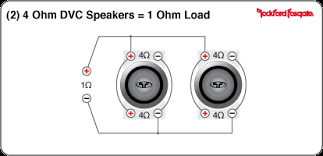 dual 1 ohm wiring dual image wiring diagram dual 1 ohm wiring dual auto wiring diagram schematic on dual 1 ohm wiring
