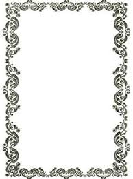 Frames for Photoshop - Stylish cutouts with patterns ...