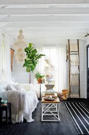 tiny cottage style cabin with eclectic nature themed decor paige morse