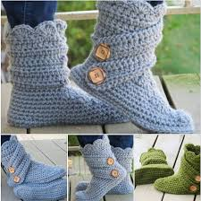 Crochet Boot Pattern Custom Decorating Design