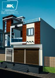 House With Shop Design Introducing Modern House Trending Exterior Elevation With