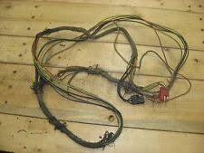 1969 mustang wiring harness 1969 ford mustang oem tail light wiring harness cut mach boss grande 30