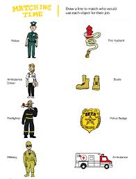 Our Community Helpers Chart Community Helpers Their Roles And Tools Lesson Plan