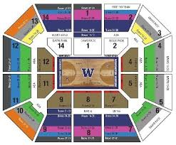 Mbb Washington Huskies Tickets Hotels Near Alaska