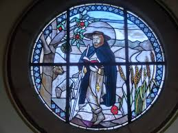 Dateid Bw Kn Mühlingen Hecheln St Wendelin Kapelle Fenster Mit