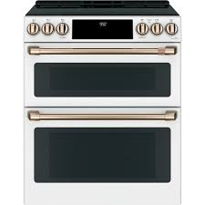 induction range double oven. Contemporary Induction SlideIn Double Oven Induction Range With E