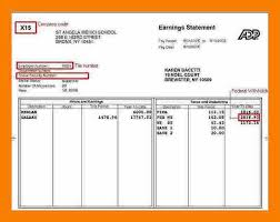 Check Stub Template Free Download 13 Pay Stub Generator Download Free Pay Stub Template