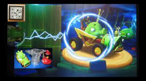 Angry Birds GO! Telepods Pig Rock Raceway - Teleport Karts into the App -  Unlock Royal Rumbler Code | Mario kart, Angry birds, Rock
