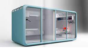 office sleep pod. The Sleeping Pod Prefab Student Accommodation By Yazdani Studio Office Sleep S