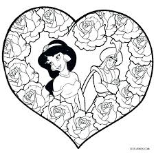 Valentines Coloring Pages For Kids Free Valentine Coloring Pages ...