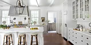 All White Kitchen Designs Awesome Inspiration