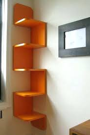 modern wall shelves great suggestions for corner shelving units ideas