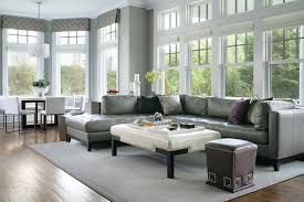 gray leather couch. Larchmont, NY - Transitional Family Room New York By Valerie Grant Interiors Gray Leather Couch I