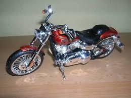 maisto harley davidson 2014 cvo breakout 1 12 motorbike chopper