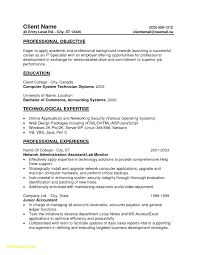Beginner Resume No Experience New Retail Resume Objective Examples