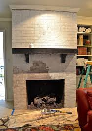 has your fireplace grown sooty and unkempt looking have you considered painting it but felt a bit nervous no worries use fusion mineral paint for a