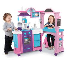Little Tikes Outdoor Kitchen Little Tikes Tikes Kitchen And Restaurant Pink Toysrus