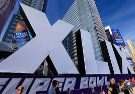 Super Bowl Roman Numerals Chart Super Bowl Xlix Your Guide To Reading Roman Numerals The