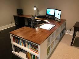 Cubby/Bookshelf/Corner Desk Combo