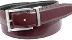 Burgundy Designer Belt Mens Burgundy Leather Belt Status Leather Goods Make A