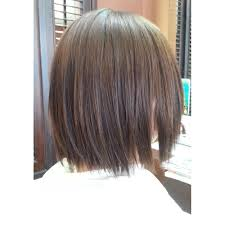 縮毛矯正ショートスタイル Hair Design Oasisオアシスのヘアスタイル