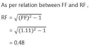 factor form definition form factor ripple factor electrical simple