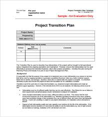 Sample Project Plan Outline Sample Project Plan Template 19 Free Excel Pdf Documents