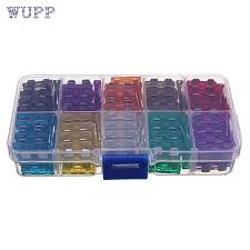 compare prices on mazda fuse box online shopping buy low price wupp top quality 100 pcs fuse kit apm atm 2a 3a 5a 7 5a 10a 15a