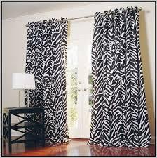 black and white zebra bedroom curtains black white zebra bedrooms