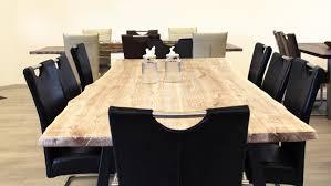 Baumkantentisch Fürs Esszimmer Holzland Beese Unna