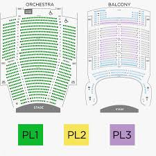 Precise Chastain Seating City National Civic Best Seats The