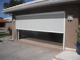 roll up garage door screen garage design  Exemplary Garage Screen Door Rollers N Bt