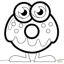 Small Picture Beautiful Monsters Coloring Pages Printable Pictures Printable