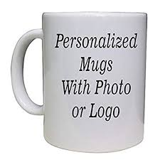 Personalized Coffee Mug - Add pictures, logo, or text ... - Amazon.com