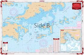 Bvi Navigation Charts British Virgin Islands
