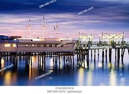 Redondo Beach Wa Tide Chart Sunset In Redondo Beach Stock Photos And Images Age Fotostock