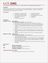 Food Service Worker Resume New Beautiful Customer Service Job Resume