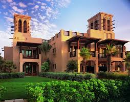 arabic home designs elevation dubai arabian house front